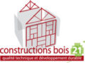Logo construction bois 21