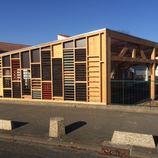 construction bois rénovation
